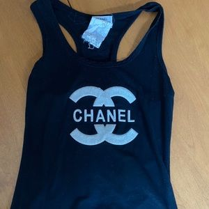 Authentic Chanel Top